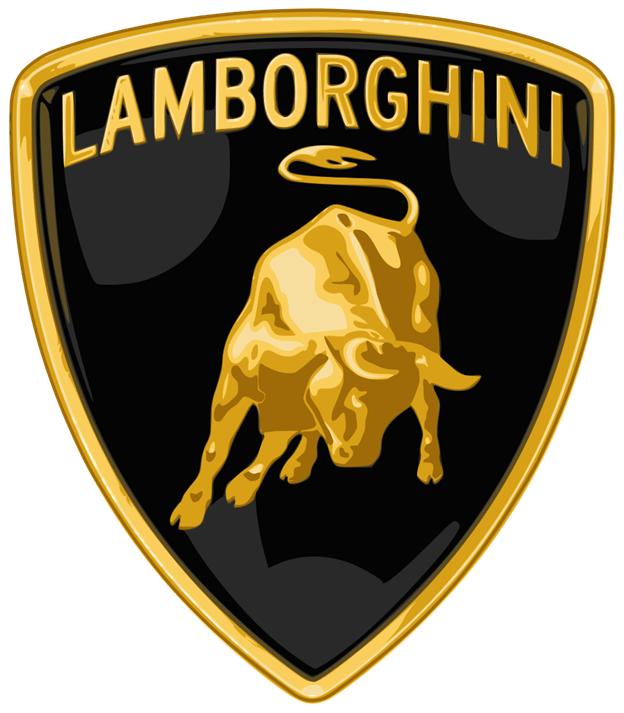 значок Ламборджини