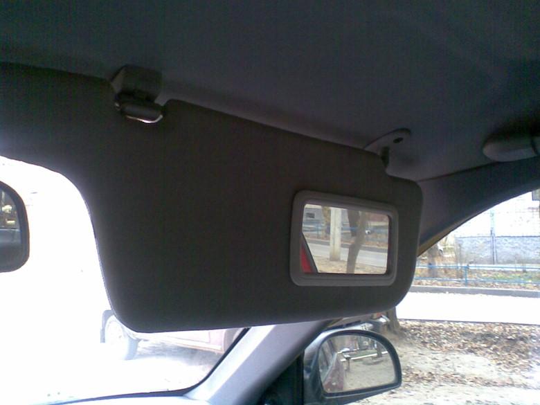 солнцезащитные козырьки автомобиля