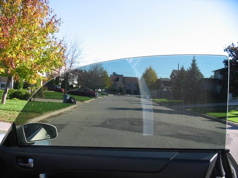 тонирование стекол, фото