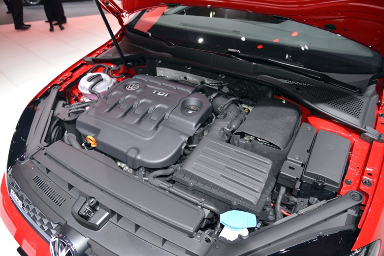Двигатель Volkswagen Golf GTD