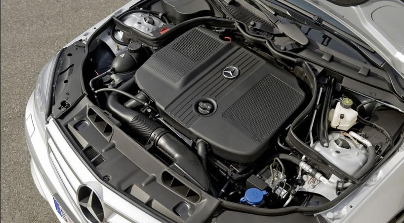 Дизельный двигатель, фото