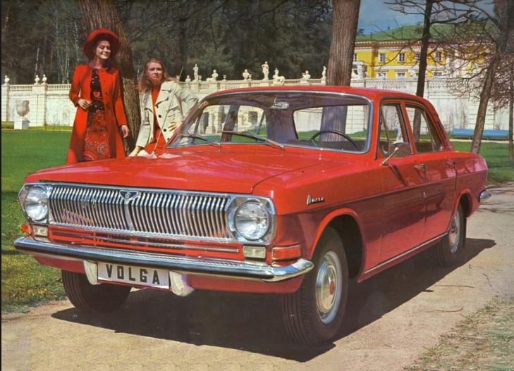 Автомобили СССР, фото