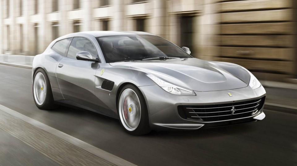 Спортивный Ferrari