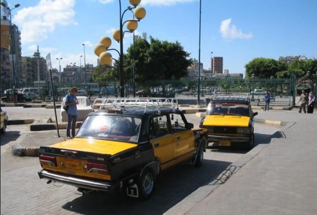 ВАЗ производства Египет