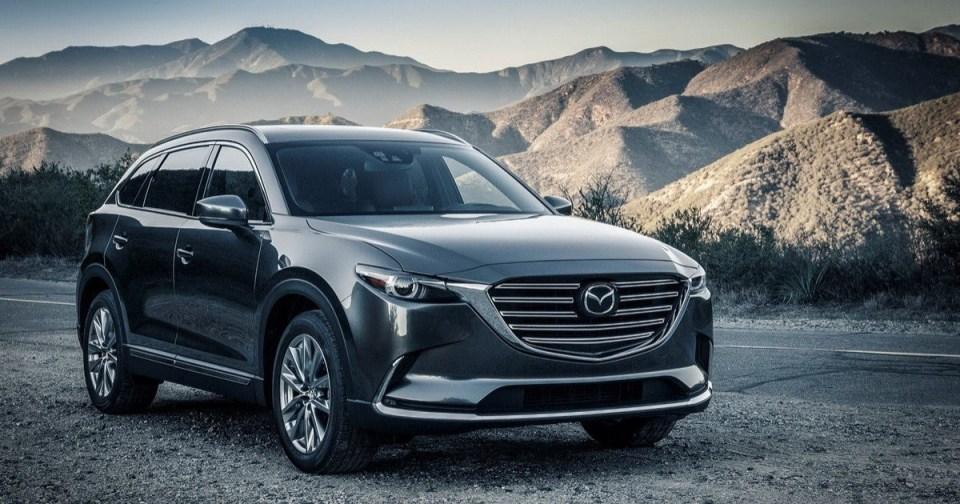 Mazda последнего поколения