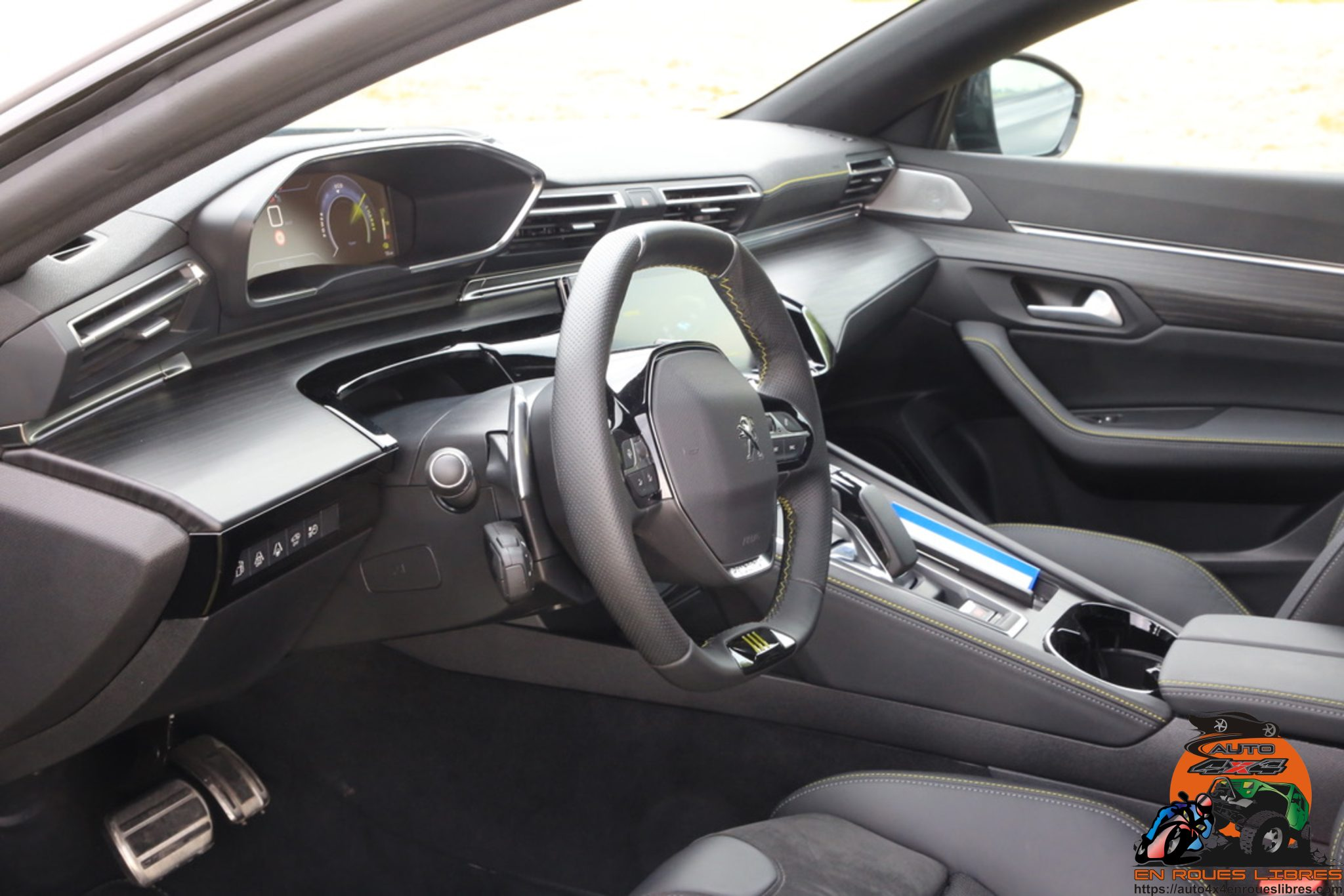 Peugeot 508 PSE Berline