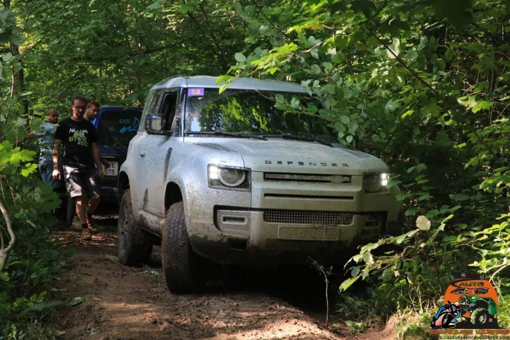 Evasion Forestière 2021 RTTA