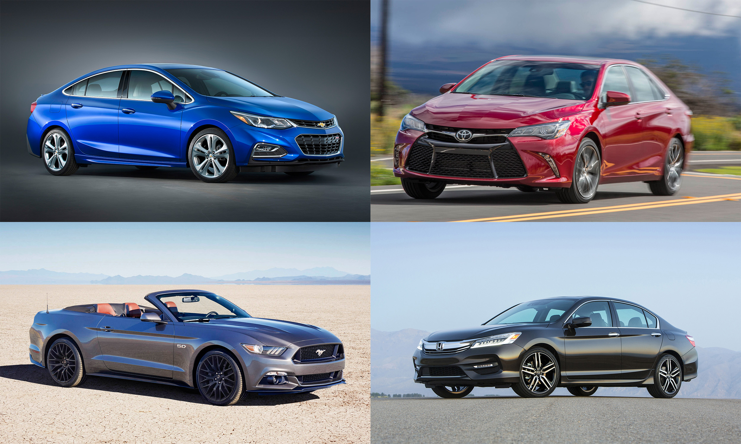 Bestselling Cars In America  » Autonxt