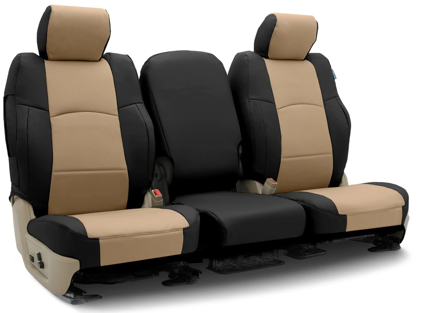 Coverking Leatherette Seat Covers, Coverking Custom Seat