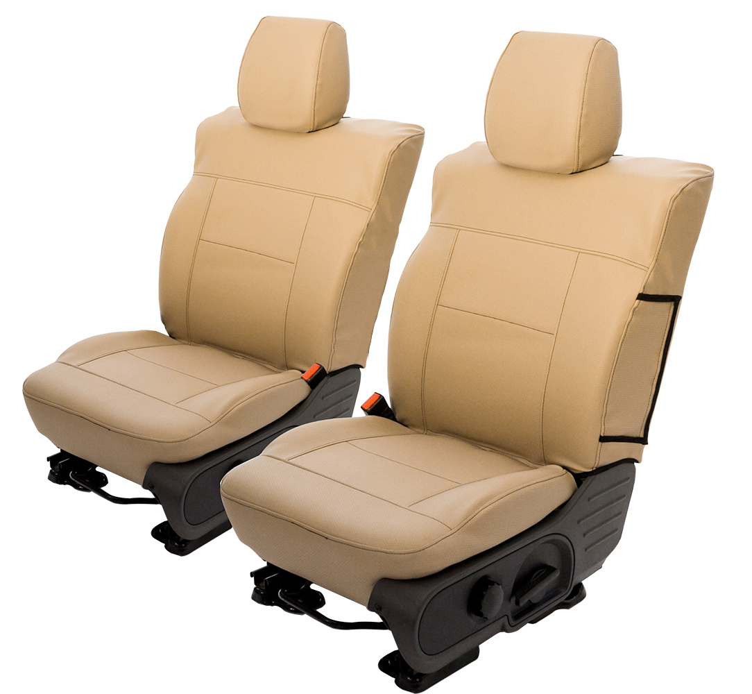 20072010 Jeep Wrangler Saddleman Leatherette Seat Covers