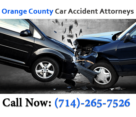 Auto Accident Lawyers in Orange County California