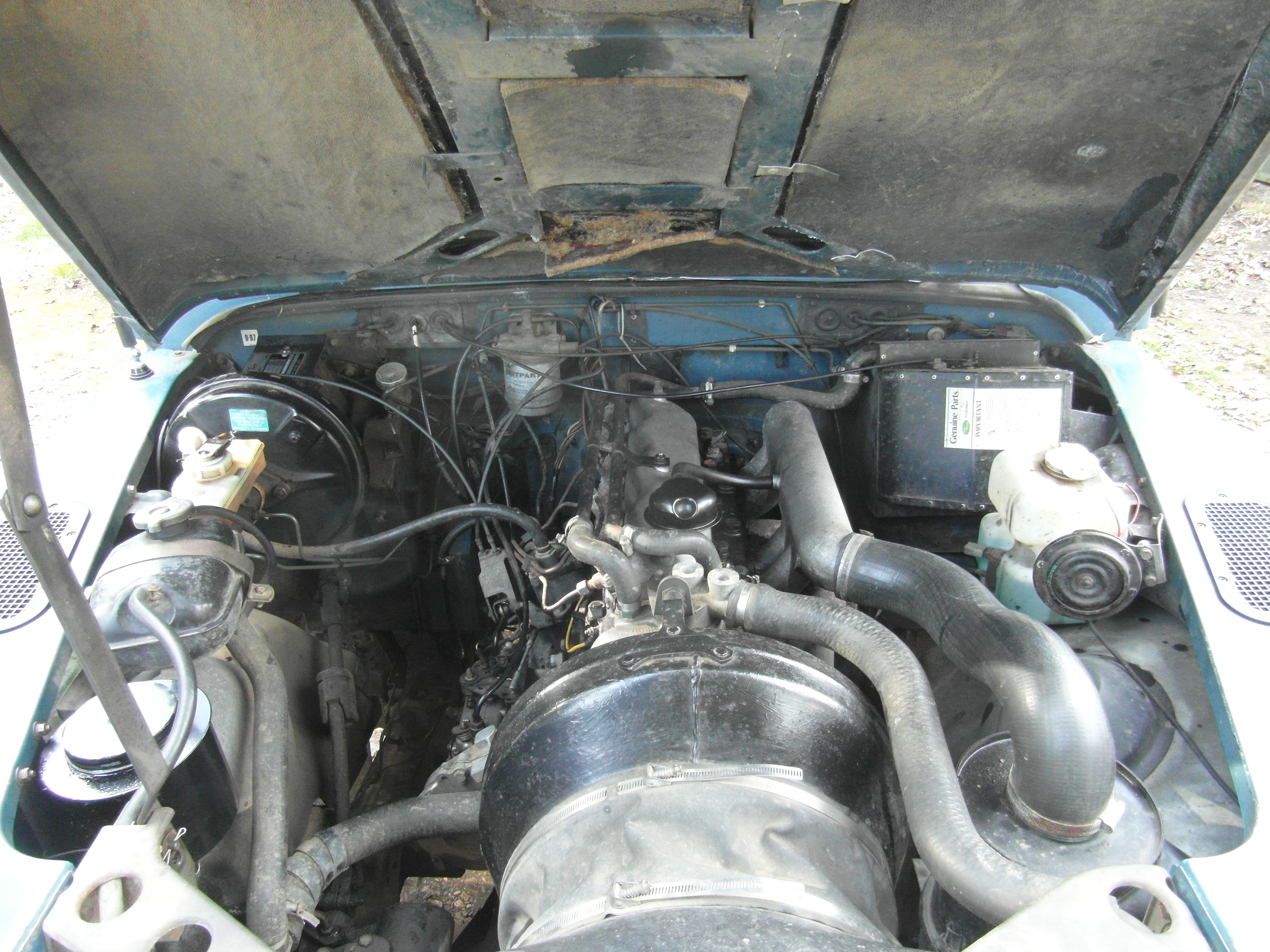 diesel engine starter diagram whirlpool dryer heating element wiring tuning a land rover 2 5na automotive adrenaline despite the reliability of 12j having driven 1986 ninety for few years now i was fairly keen to progress later 200tdi which has far