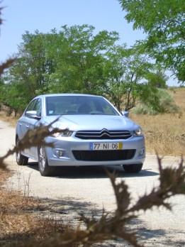 Citroën C-Elysée 1.6 HDI 92 Exclusive (Foto: Arraiolos)