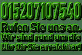 Telefonnummer Autoankauf Team