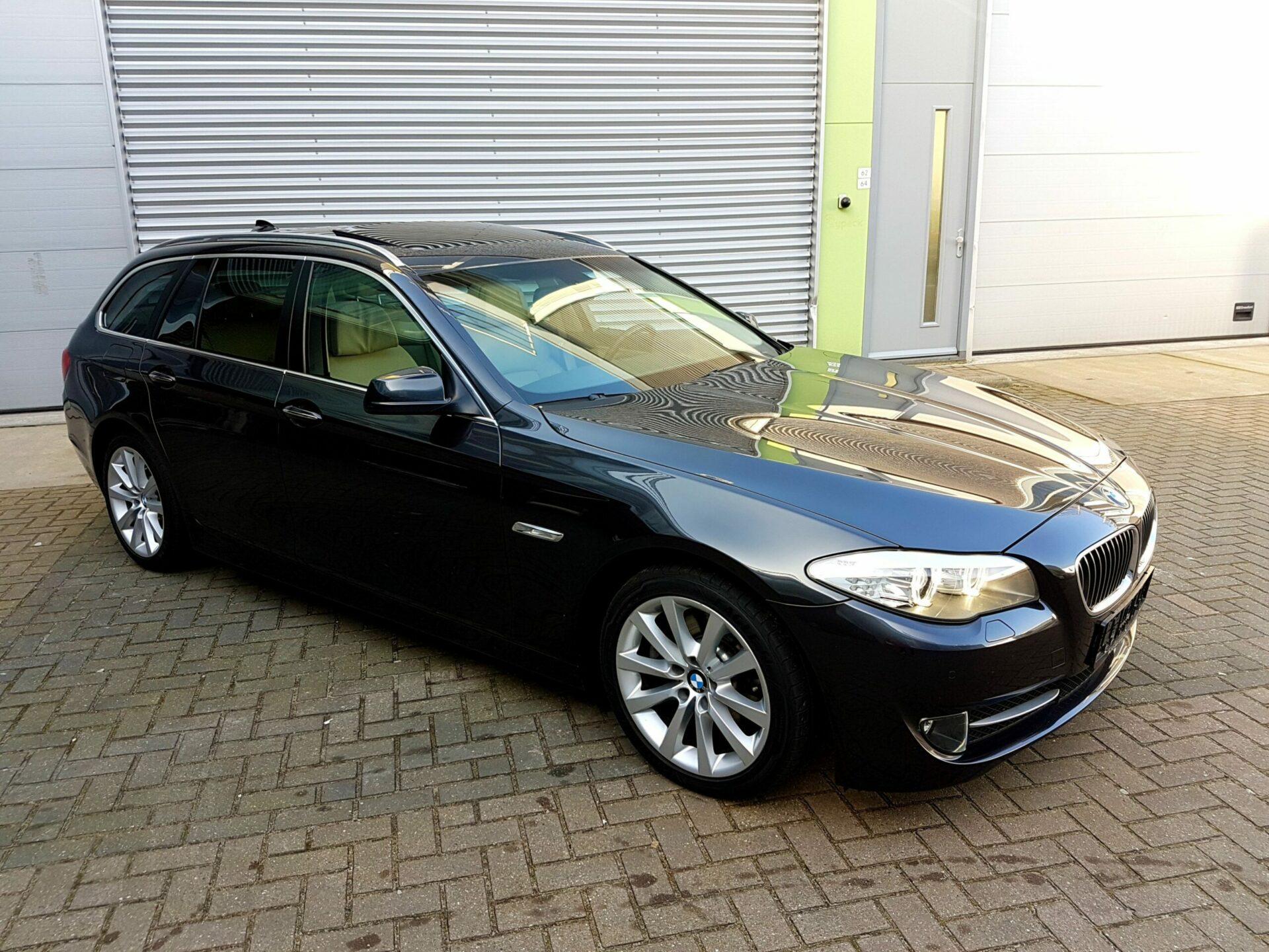BMW 520D F11 full option in nieuwstaat  Auto Arp