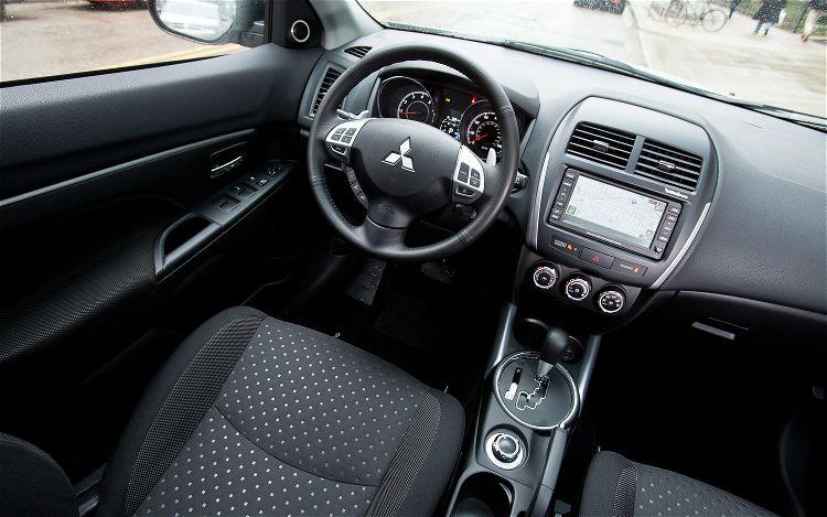 Mitsubishi ASX 2013 Comea A Ser Produzida Nos EUAem
