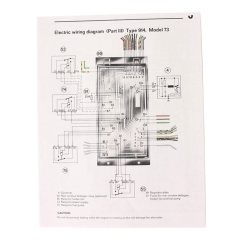 1975 Porsche 914 Wiring Diagram For Motorcycle Air Ride Service Manual 1970 Fuse
