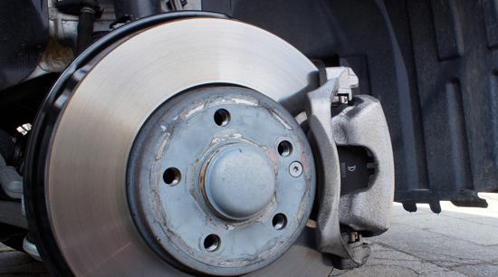 Audi repair shop Atlanta Ga brake pads and rotors