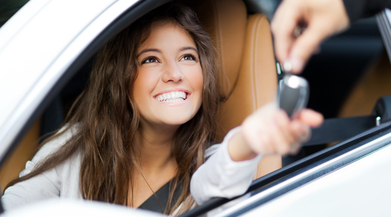 New car buying and insurance premiums