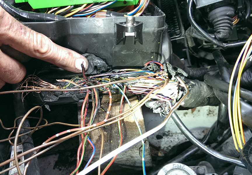 Wiring Harness Replacement Cost Engine Wiring Harness Repair