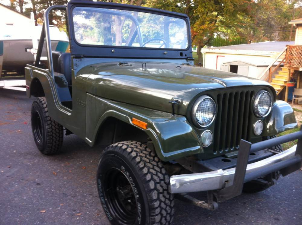 medium resolution of your cart picture 1973 jeep cj5 304 v8