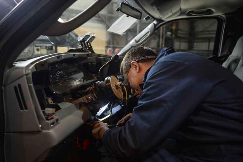 How to fix power steering leak