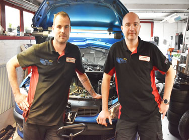 Autobedrijf Smit team-II