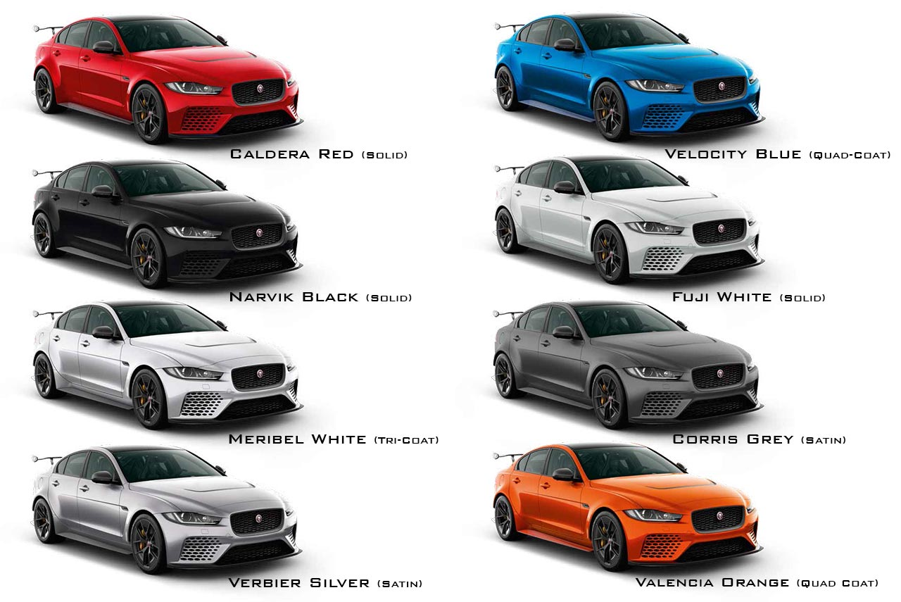 Jaguar Xe Sv Project 8  The Most Powerful And Agile