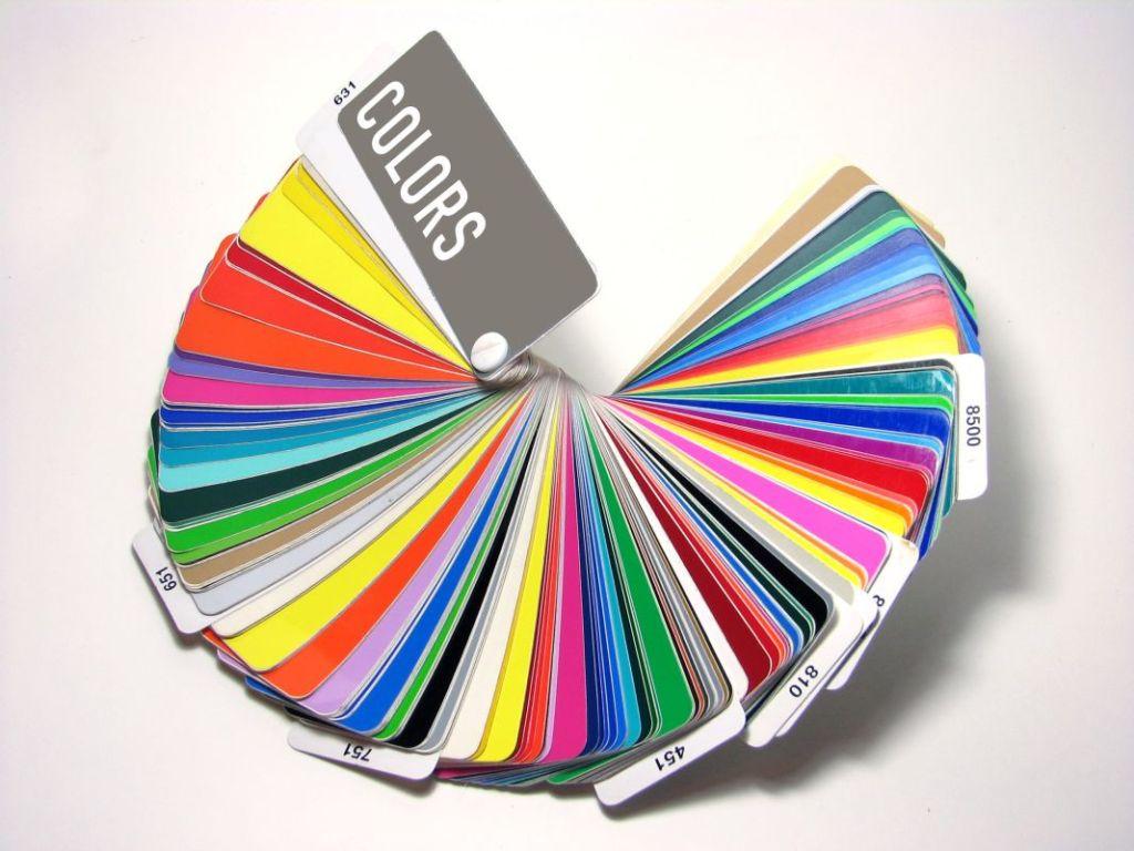 Paleta kolorów lakieru samochodowego Białystok