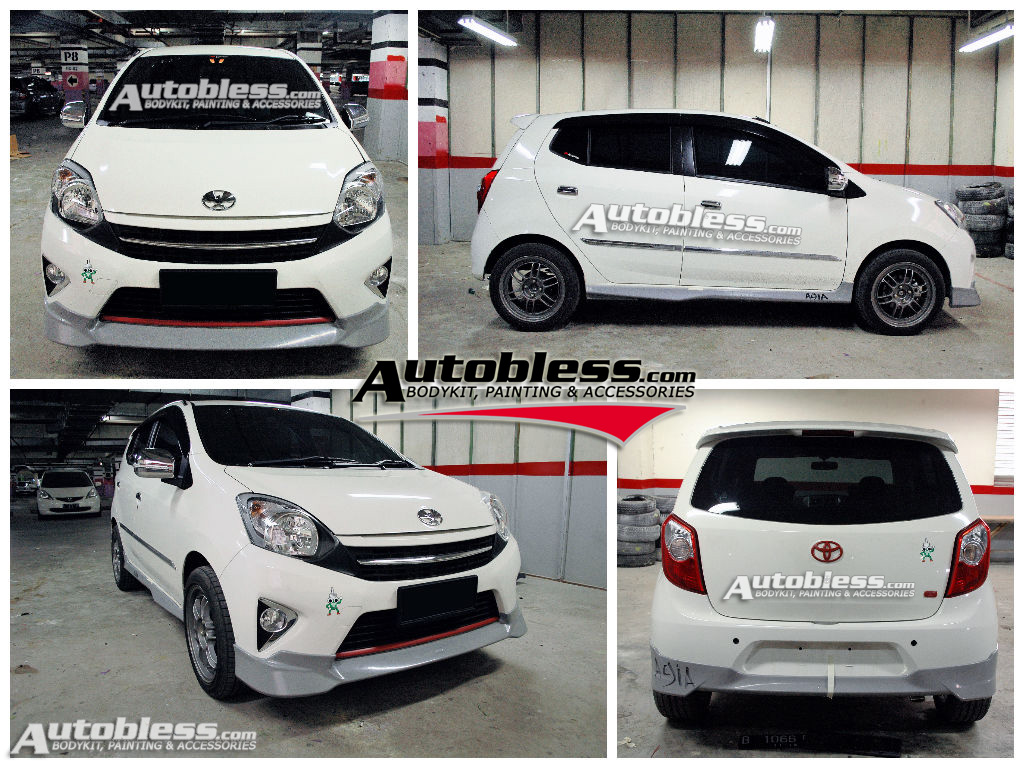 interior new agya trd grand avanza e 2016 bodykit toyota autobless