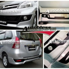Spare Part Grand New Veloz Corolla Altis Price Bodykit Toyota All Avanza Trd Autobless