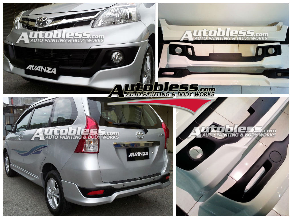 aksesoris grand new avanza 2015 oli mesin veloz bodykit toyota all trd autobless