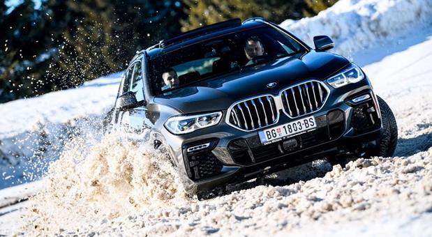 BMW xDrive Experience Kopaonik 2020