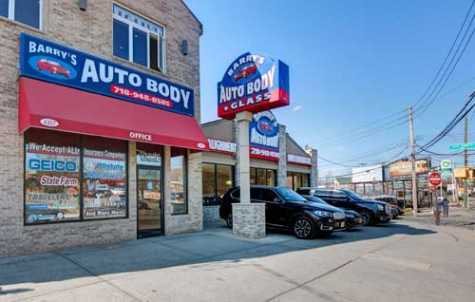 Barry's Auto Body, located in Staten Island, NY, was established in 1986.