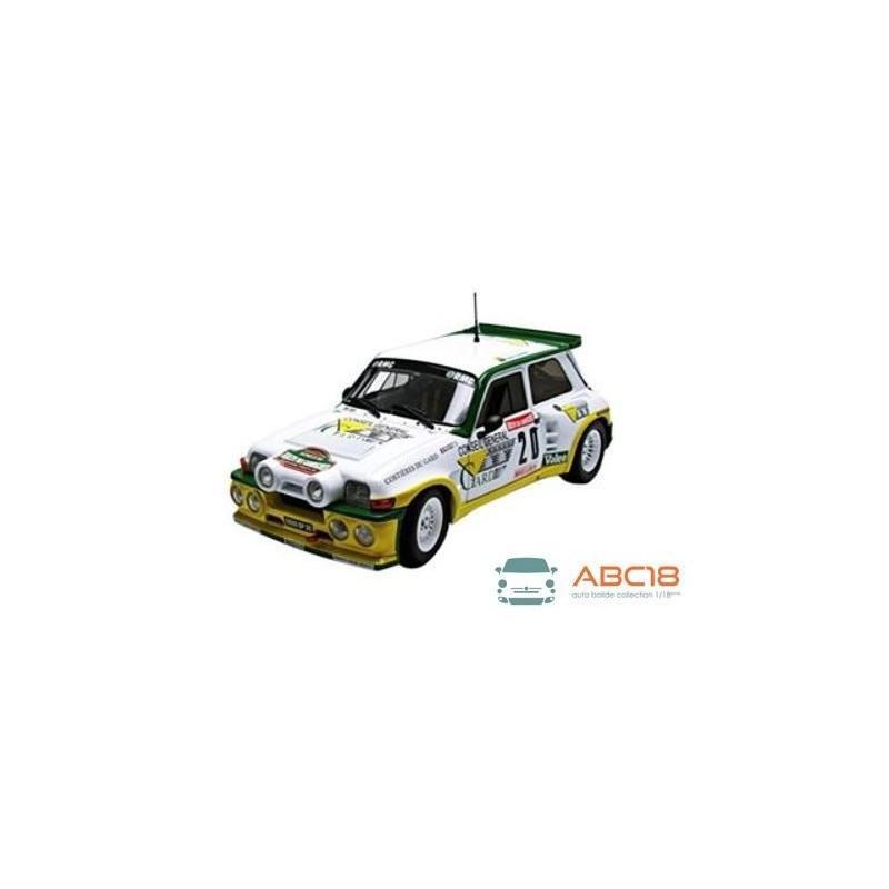 Renault Maxi 5 turbo 20 rallye des Garrigu