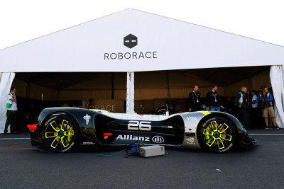 Driverless Electric Racing