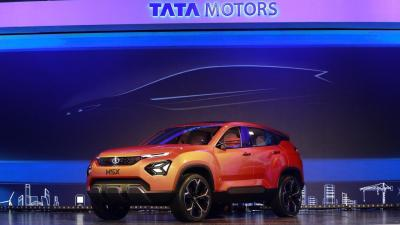 Top concepts auto expo 2018 - Tata Motors H5X