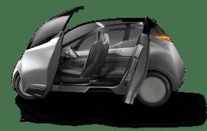 Uniti Eelctric Car