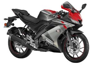 2018 Yamaha YZF-R15 version 3
