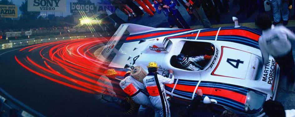 Buchbesprechung – Motor Racing Photography