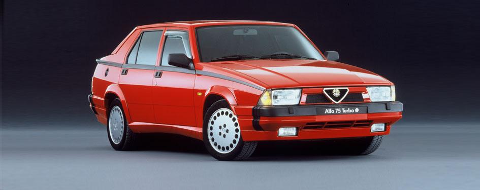 Buchbesprechung – Alfa Romeo 75
