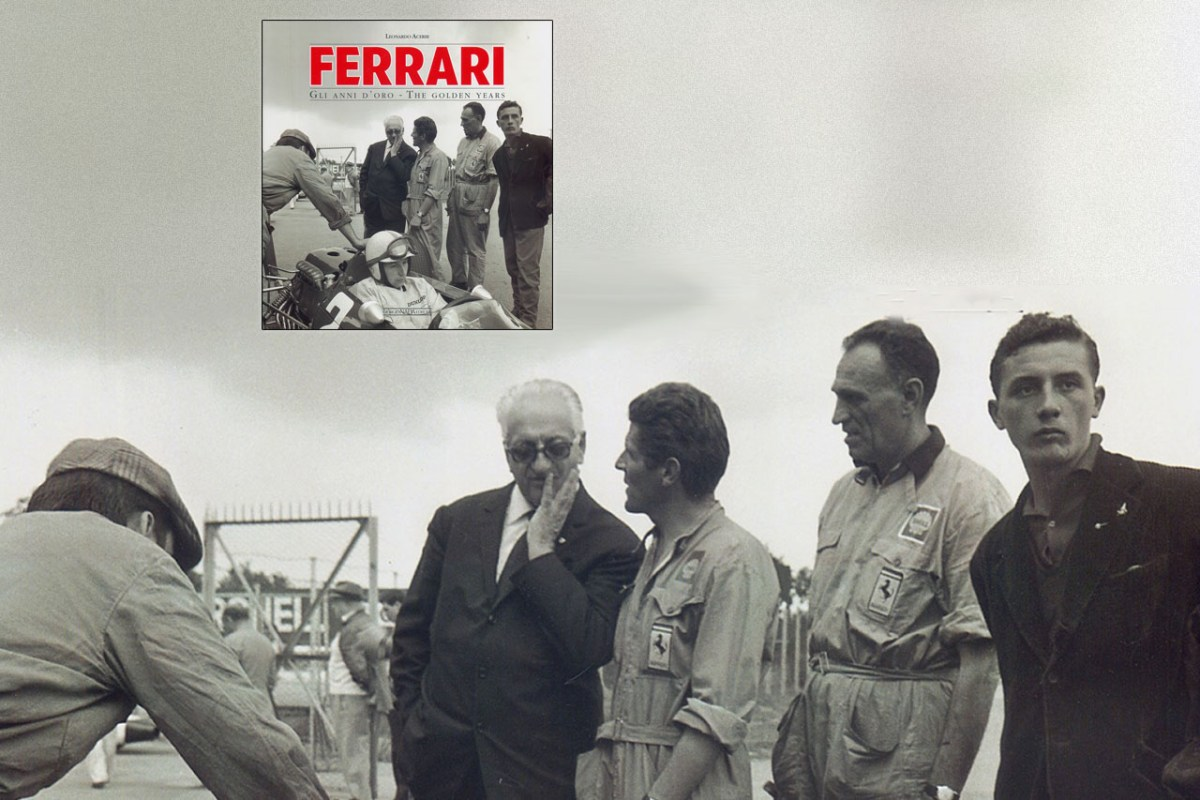 Buch – Ferrari – The Golden Years