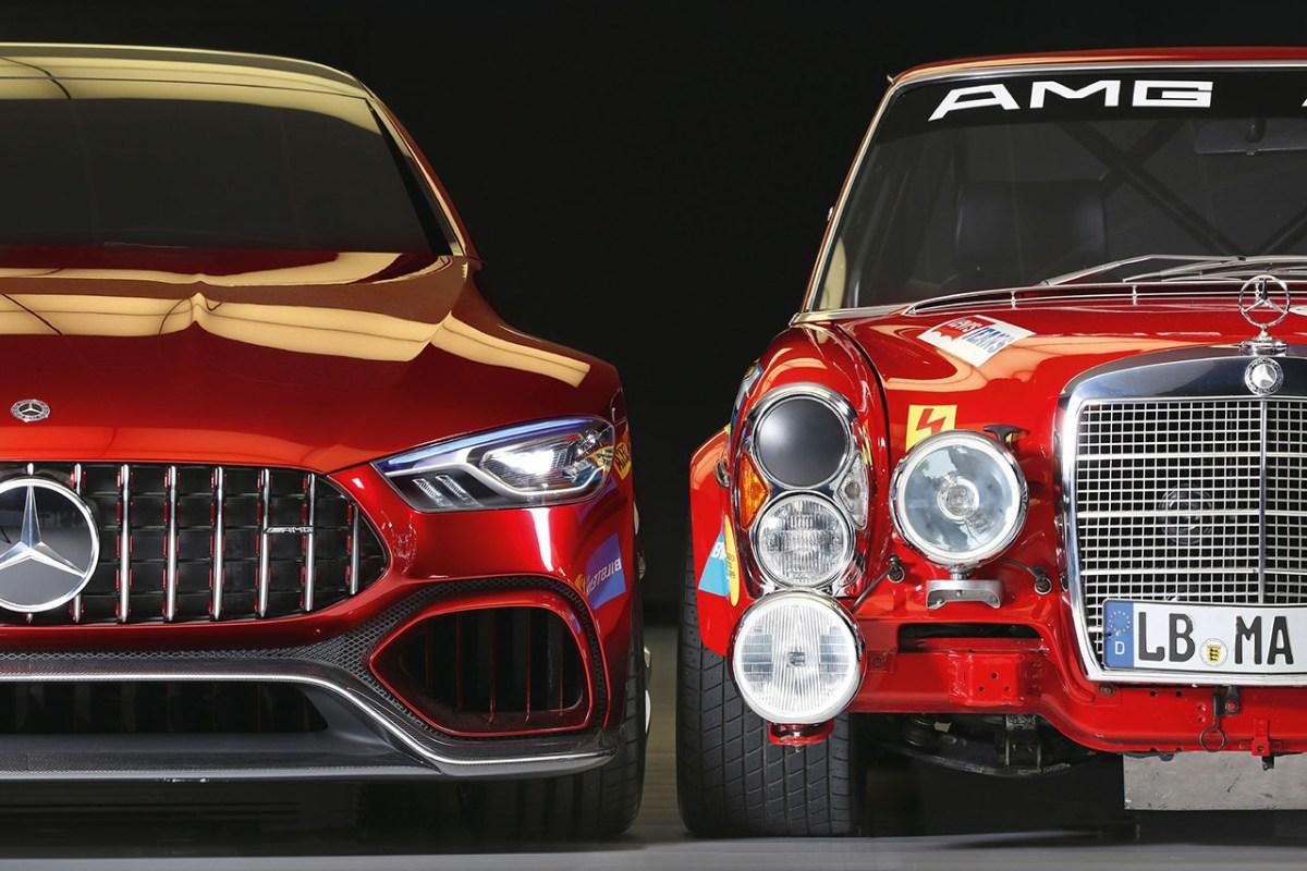 Magazin – Sonderheft – 50 Jahre Mercedes-AMG