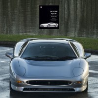 Buch – Jaguar XJ220 – The Inside Story