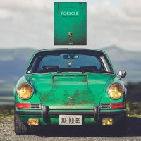 Buch – Porsche - Fahren. Fühlen. Leben.
