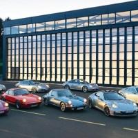 Magazin – Porsche Klassik – 8 Generationen 911