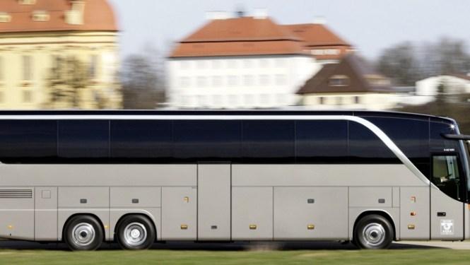 Autobusu noma ar šoferi