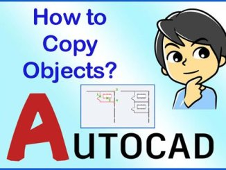 AutoCAD Copy command