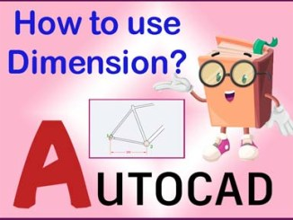 AutoCAD Dimension