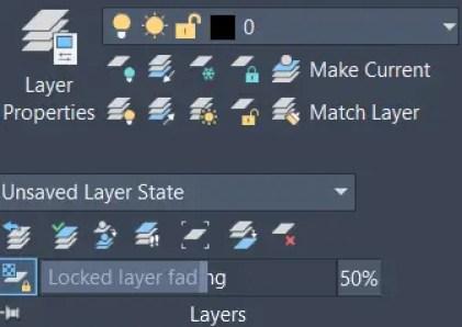 autocad layer